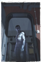 Esad Ribic - Namor - Sold Comic Art